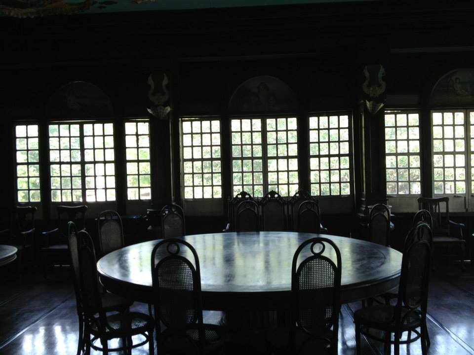 official dining table